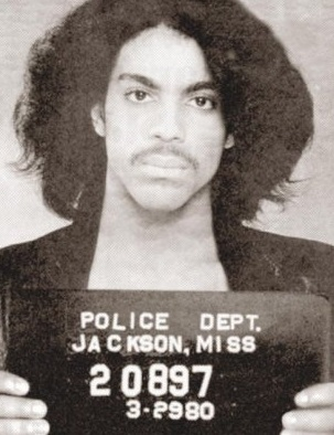Prince na prisão