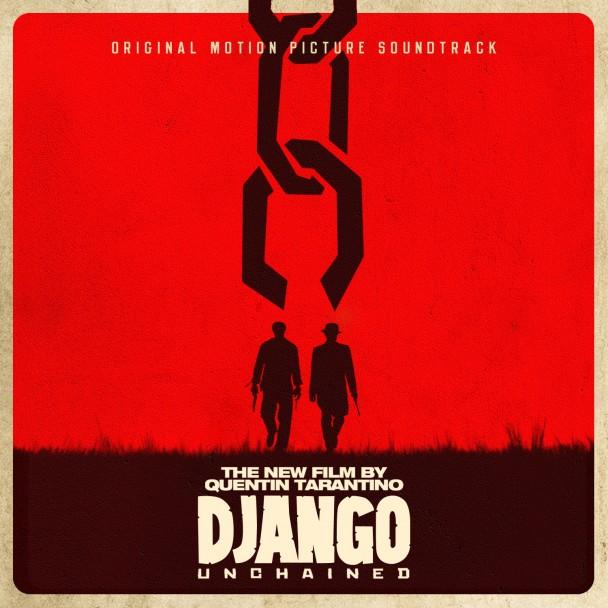 Quentin Tarantino usou vinil de sua coleção para compor a trilha sonora de Django Livre