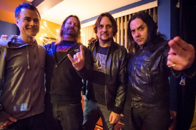 Integrantes do Slayer, Exodus, Amen e ex- Queen of The Stone Age se unem em novo projeto