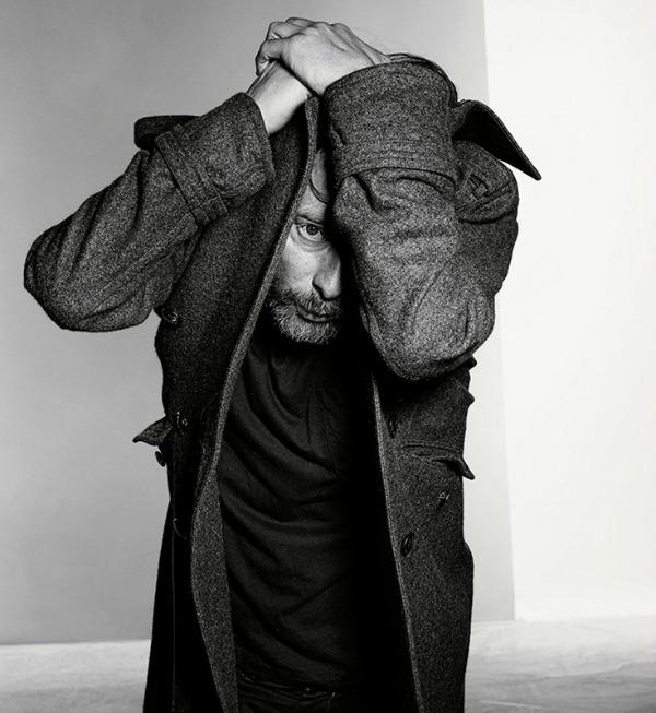 Thom Yorke divulga material inédito