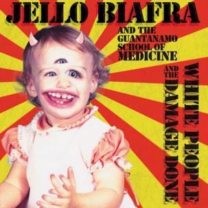 Jello Biafra and the Guantanamo School of Medicine apresentam a capa e a track listing de seu novo álbum