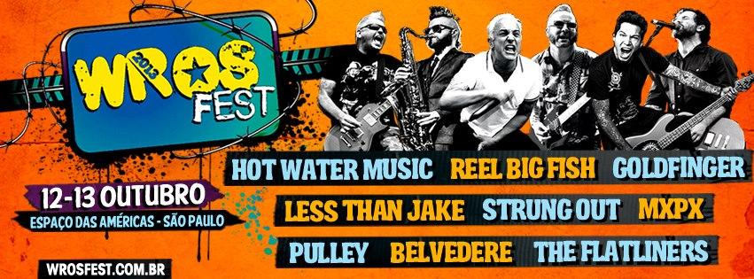 WROS Fest 2013 - bandas