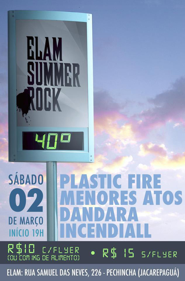 Elam Summer Rock