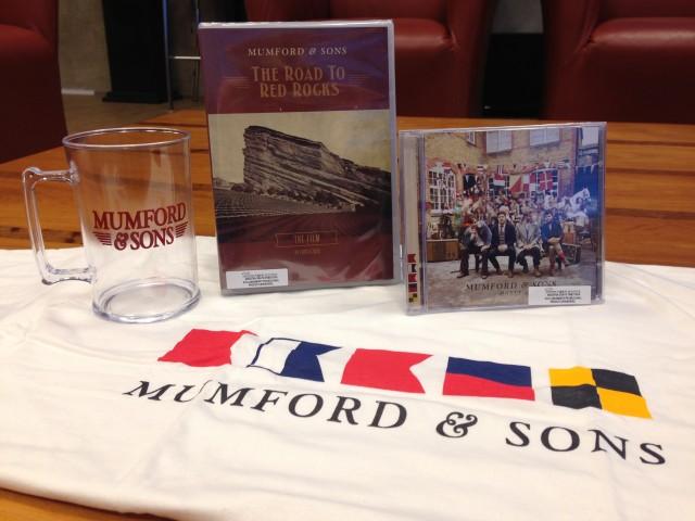 Kit do Mumford & Sons