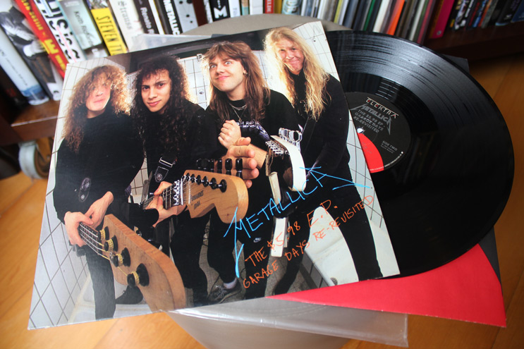 Metallica - The $5.98 E.P.: Garage Days Re-Revisited
