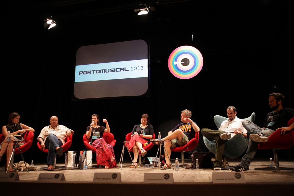 Produtores de festivais de todo o mundo na primeira conferência do Porto Musical 2013