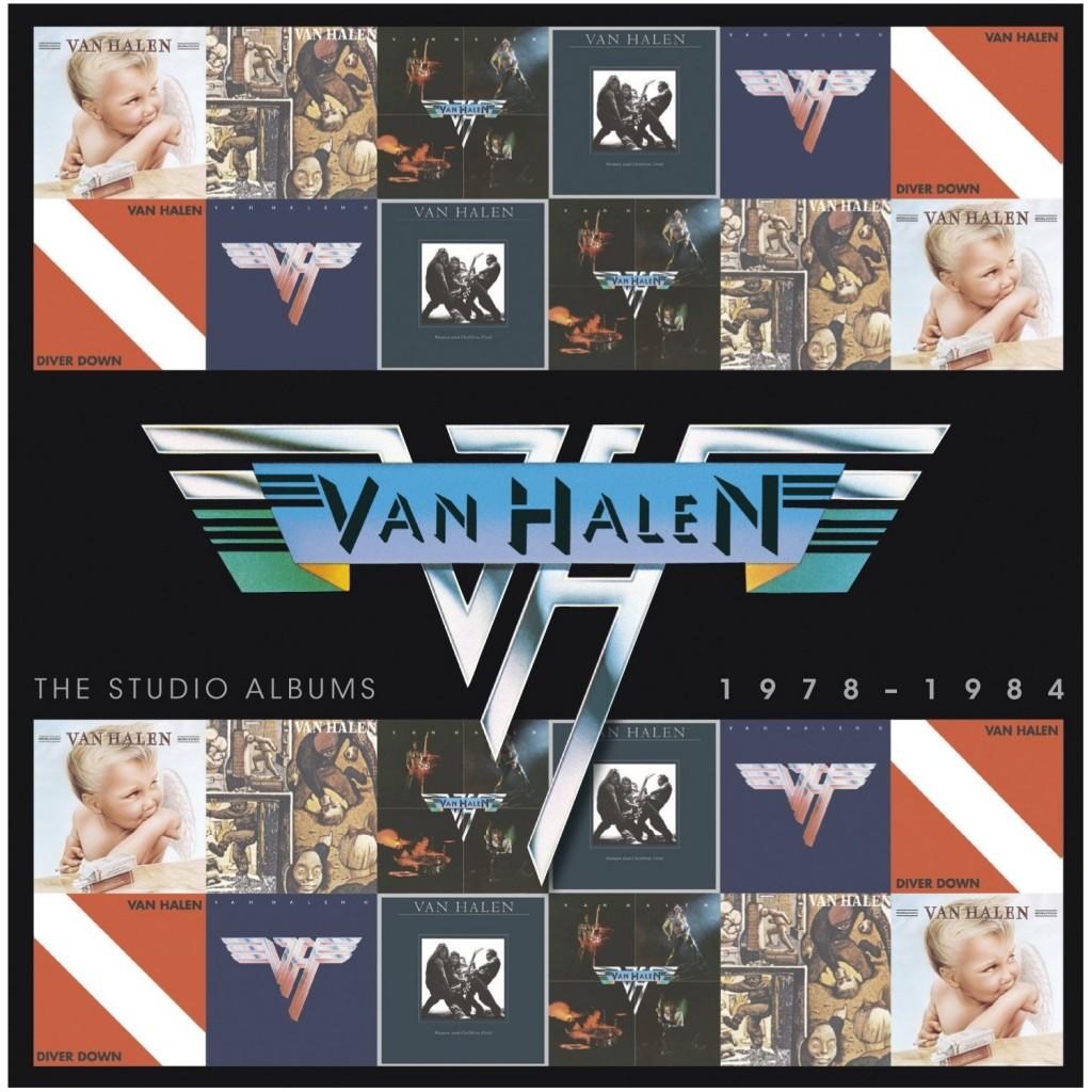 Van Halen - The Studio Albums 1978-1984