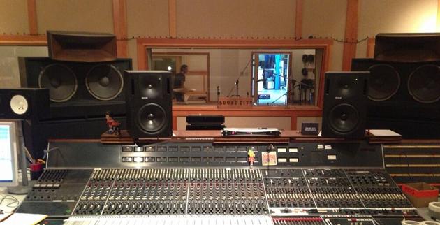 Against me! em estúdio