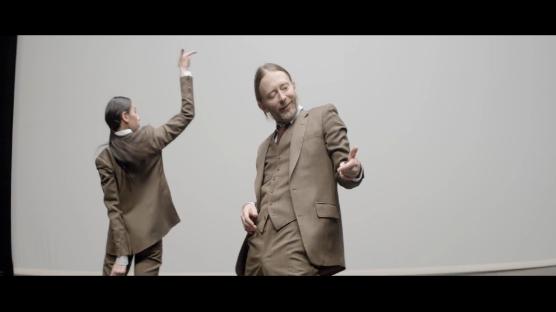 Thom Yorke dança em novo clipe do Atoms For Peace