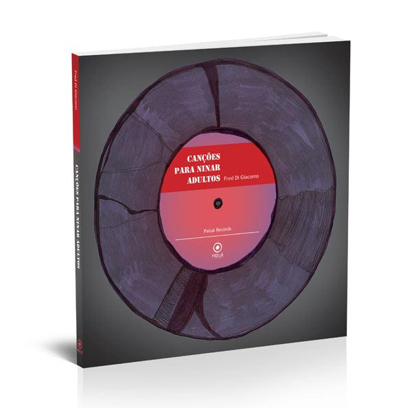 """""""Canções Para Ninar Adultos"""": Livro em formato de disco traz contos musicais"""