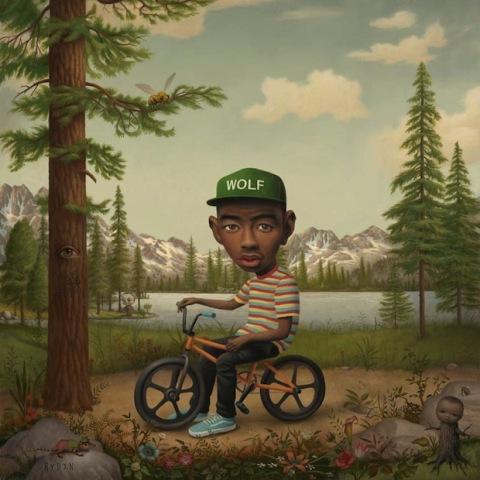 Capa da Deluxe Edition de Wolf
