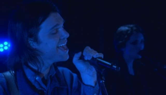 Dirty Projectors no programa do Conan