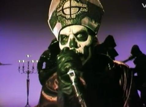 """Ghost lança clipe de """"Secular Haze"""""""