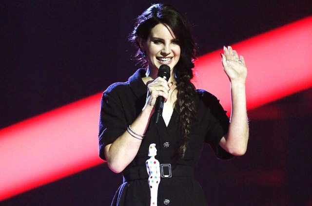 Lana Del Rey no Brit Awards