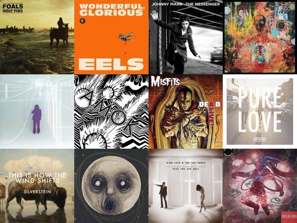 Discos que você deveria ouvir em Fevereiro