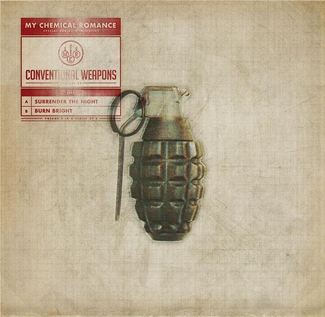 Ouça novos b-sides do My Chemical Romance