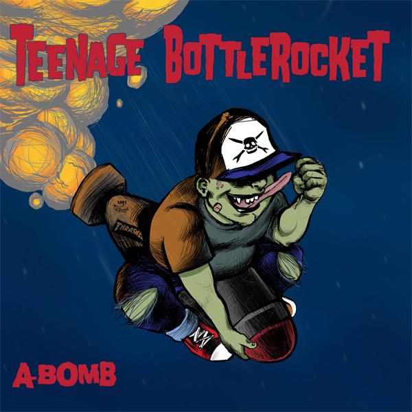 Ouça gratuitamente o primeiro lançamento do Teenage Bottlerocket