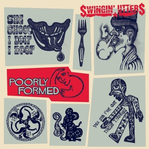 "Swingin' Utters apresenta ""Stuck in a Circle"""