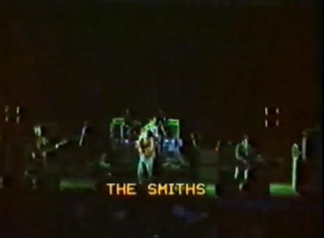The Smiths em Madri (1985)