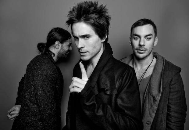 "30 Seconds To Mars lança lyric video de ""Up In The Air"""
