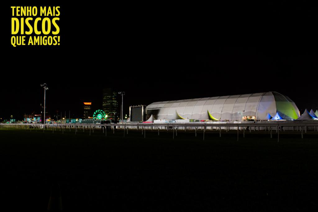 Primeiro dia do Lollapalooza Brasil 2013