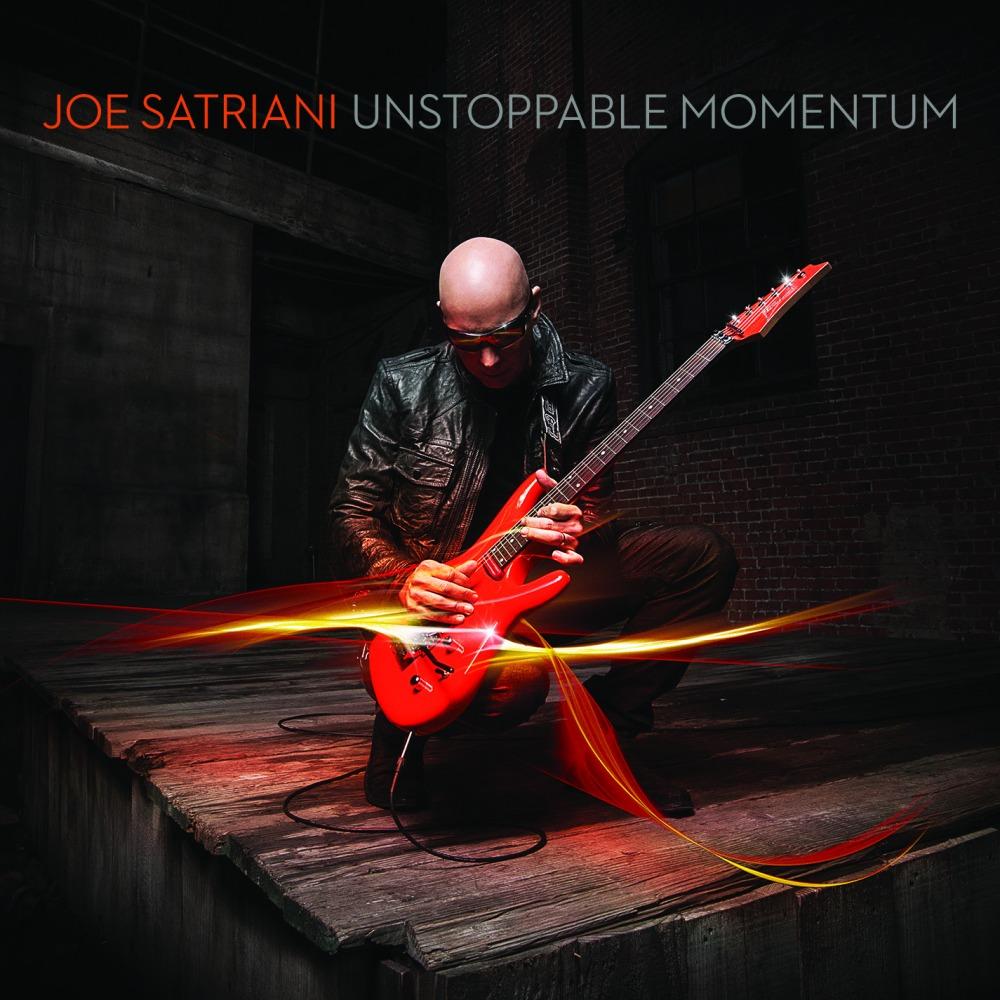 Joe Satriani divulga detalhes de novo album