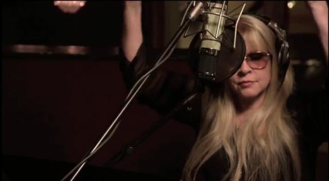 Stevie Nicks em cena de Sound City