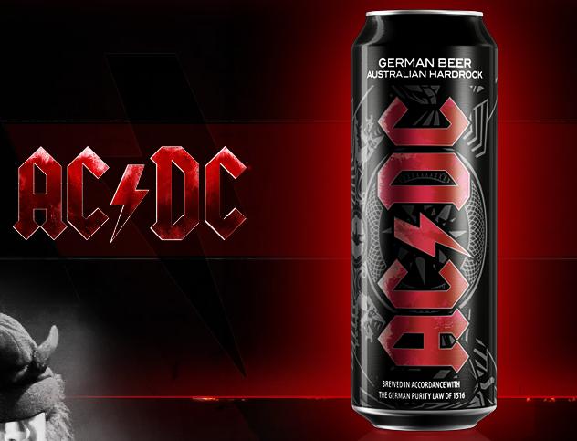 Cerveja do AC/DC