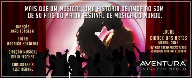 Rock in Rio - O Musical promove encontro de várias gerações