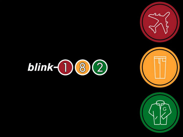 Blink 182 relança versão de luxo em vinil de Take Off Your Pants and Jacket
