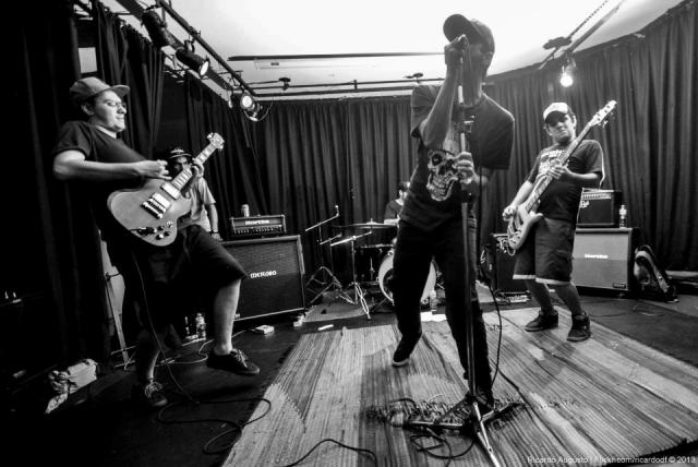 Cristo Bomba lança álbum de estreia