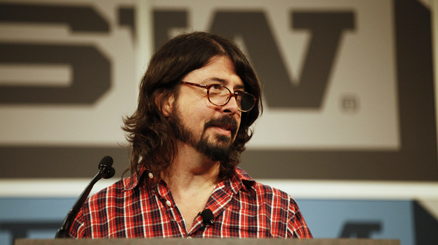 Dave Grohl no SXSW