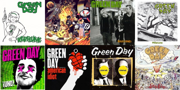 green-day-discografia