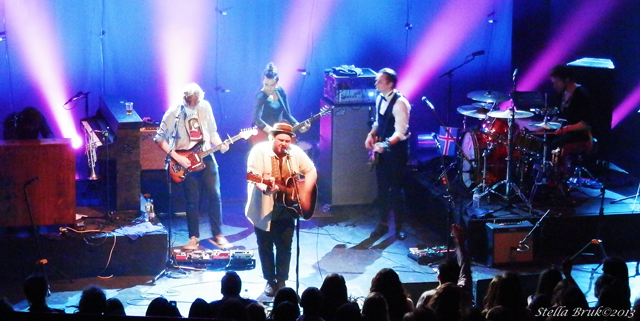 Resenha e fotos: Of Monsters and Men em Londres (06/03/13)