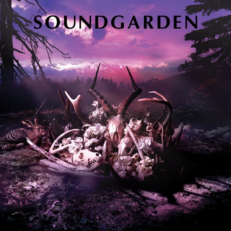 Soundgarden - King Animal (Demos - Record Store Day)