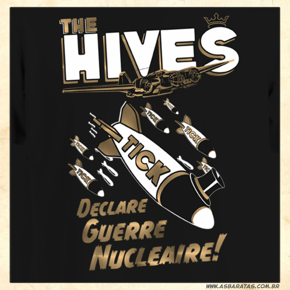 THE HIVES DECLARE GUERRE NUCLEAIRE FREE DOWNLOAD