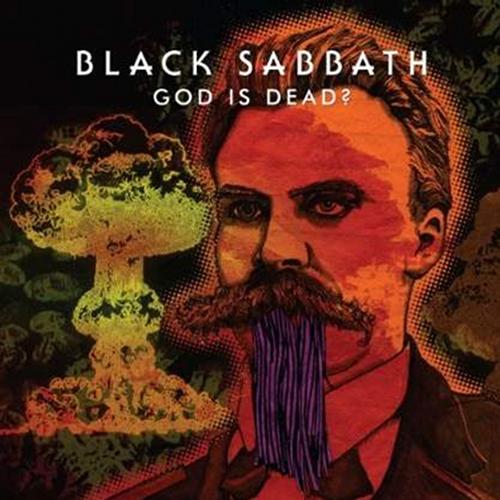 """Black Sabbath: Ouça """"God Is Dead?"""" - TMDQA!"""