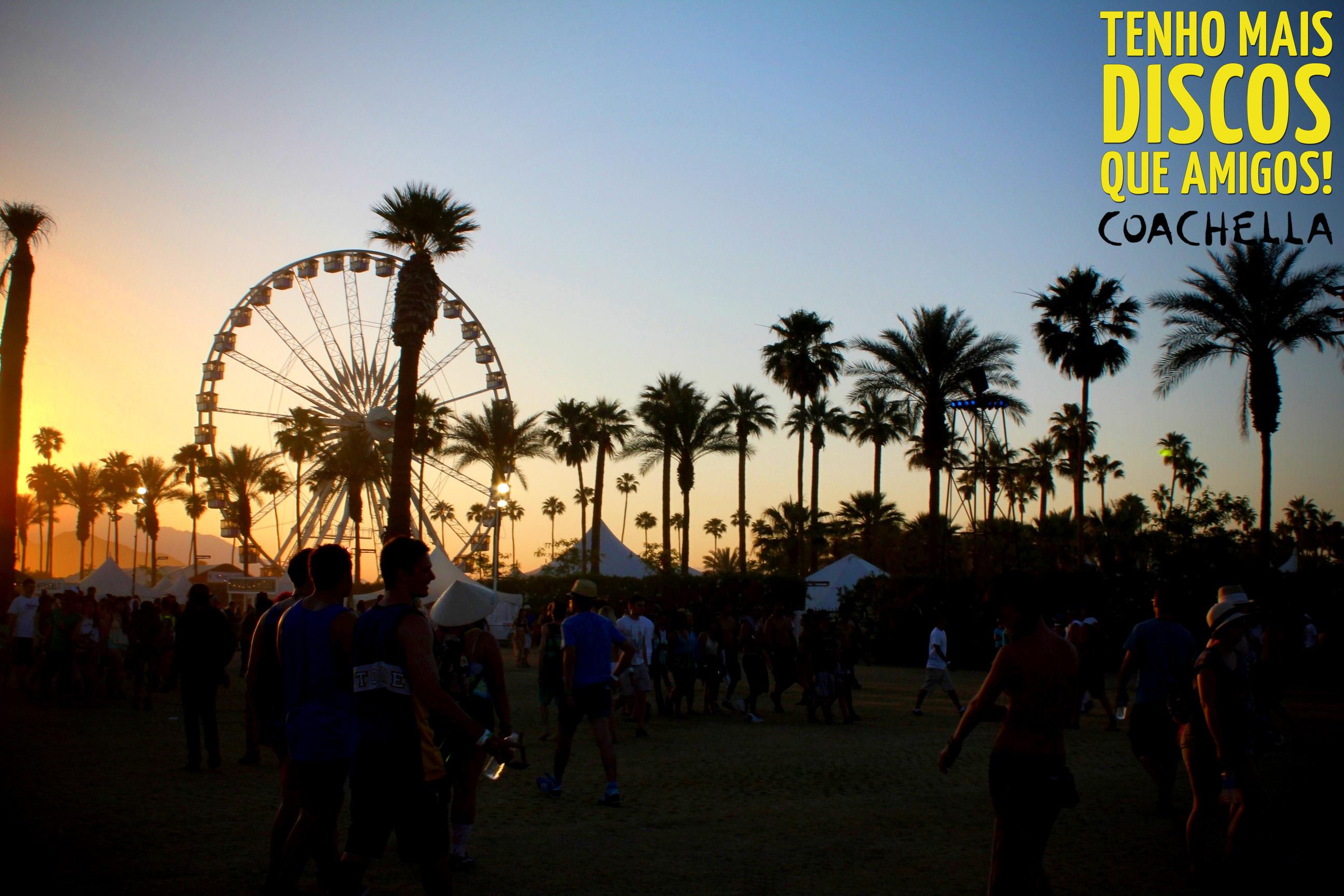 Resenha e fotos exclusivas do segundo dia do Coachella (20/04/13) – Parte 1