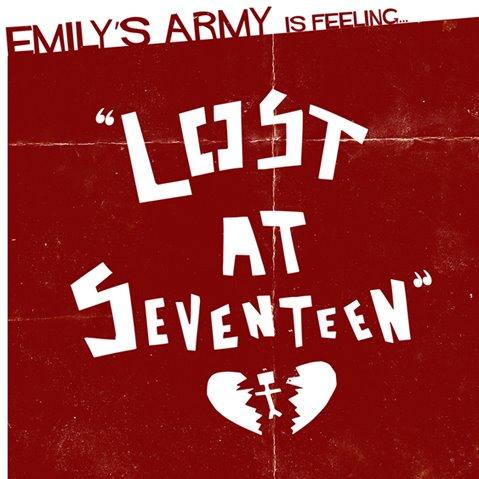 Novas músicas: Emily's Army e Man Overboard
