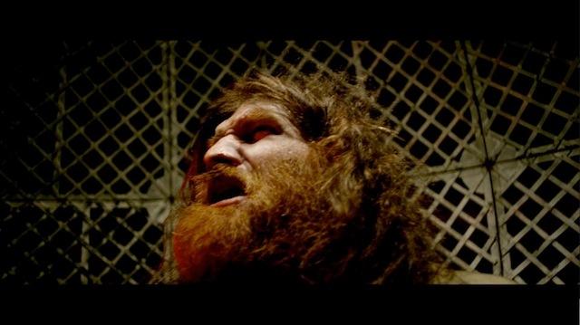 Jimmy London no teaser do filme 3 BARES e clipe do Alohatomic