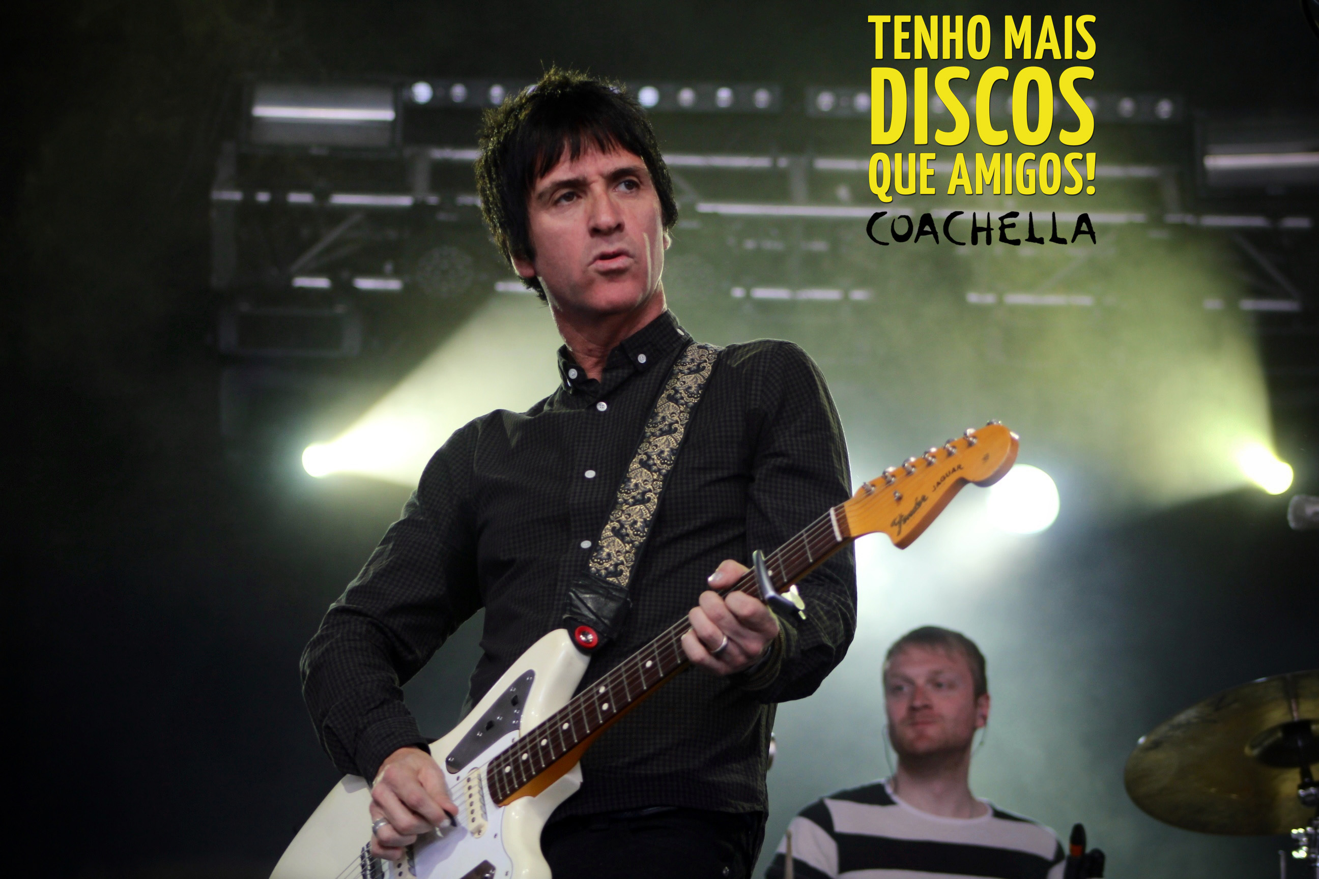 Johnny Marr toca clássico do The Smiths no Late Night with Jimmy Fallon