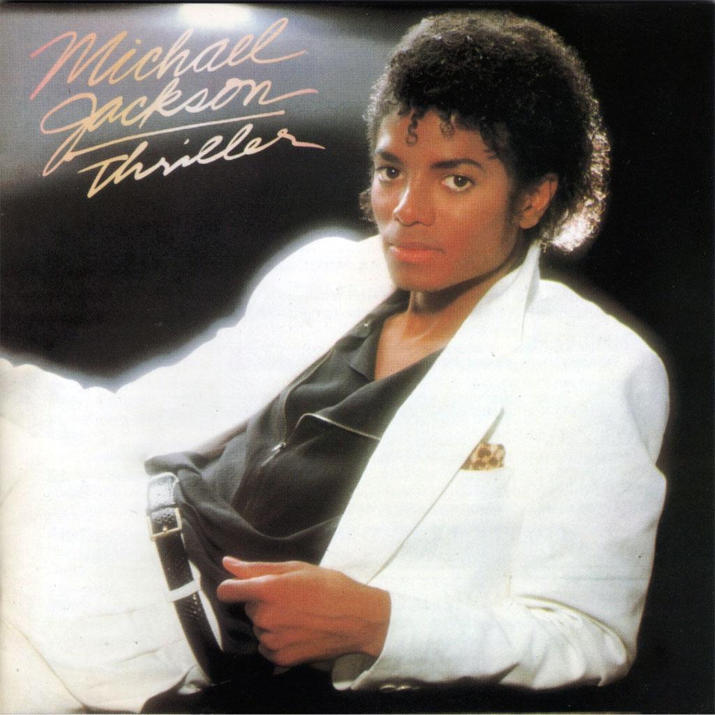 Thriller, de Michael Jackson: uma das referências em vendas na indústria da música