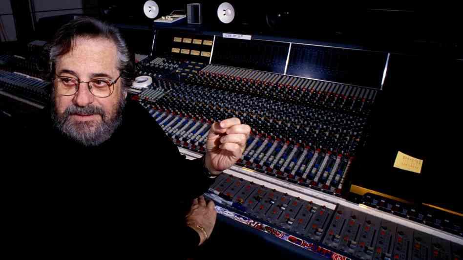Morre o produtor Phil Ramone