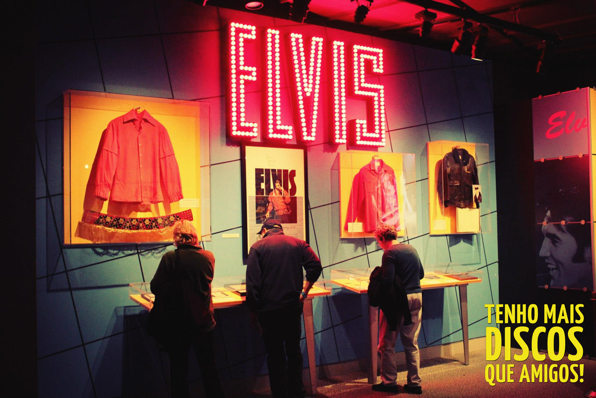 Roupas do Elvis Presley