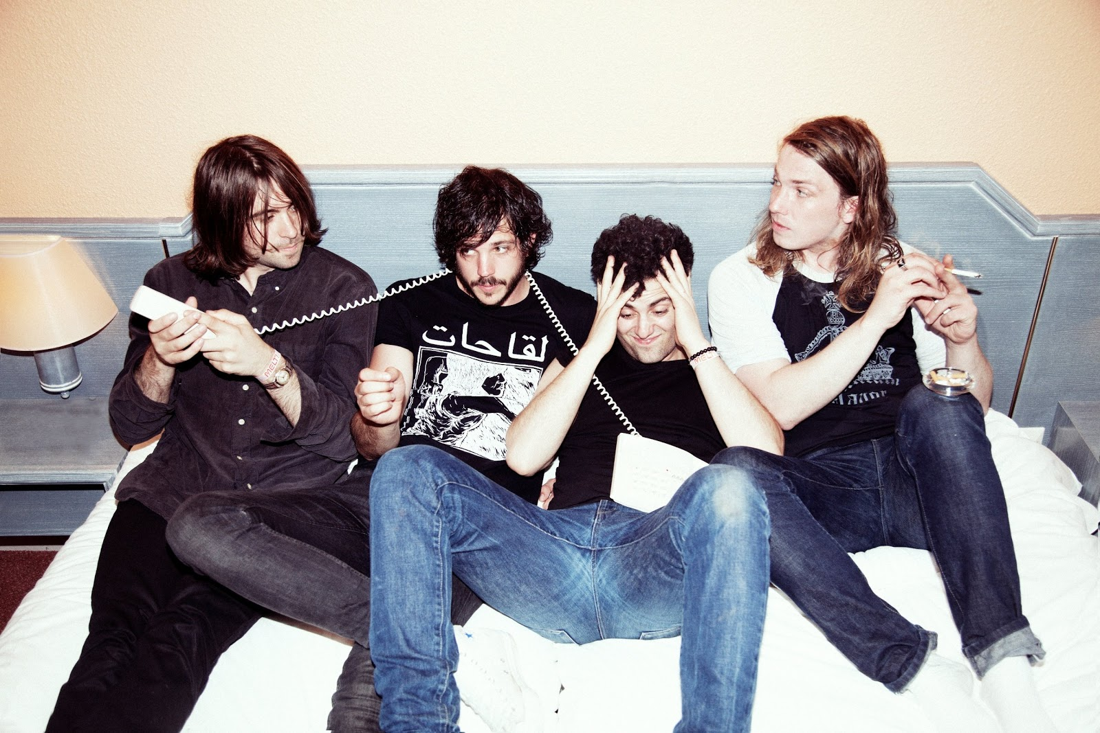 The Vaccines no Brasil