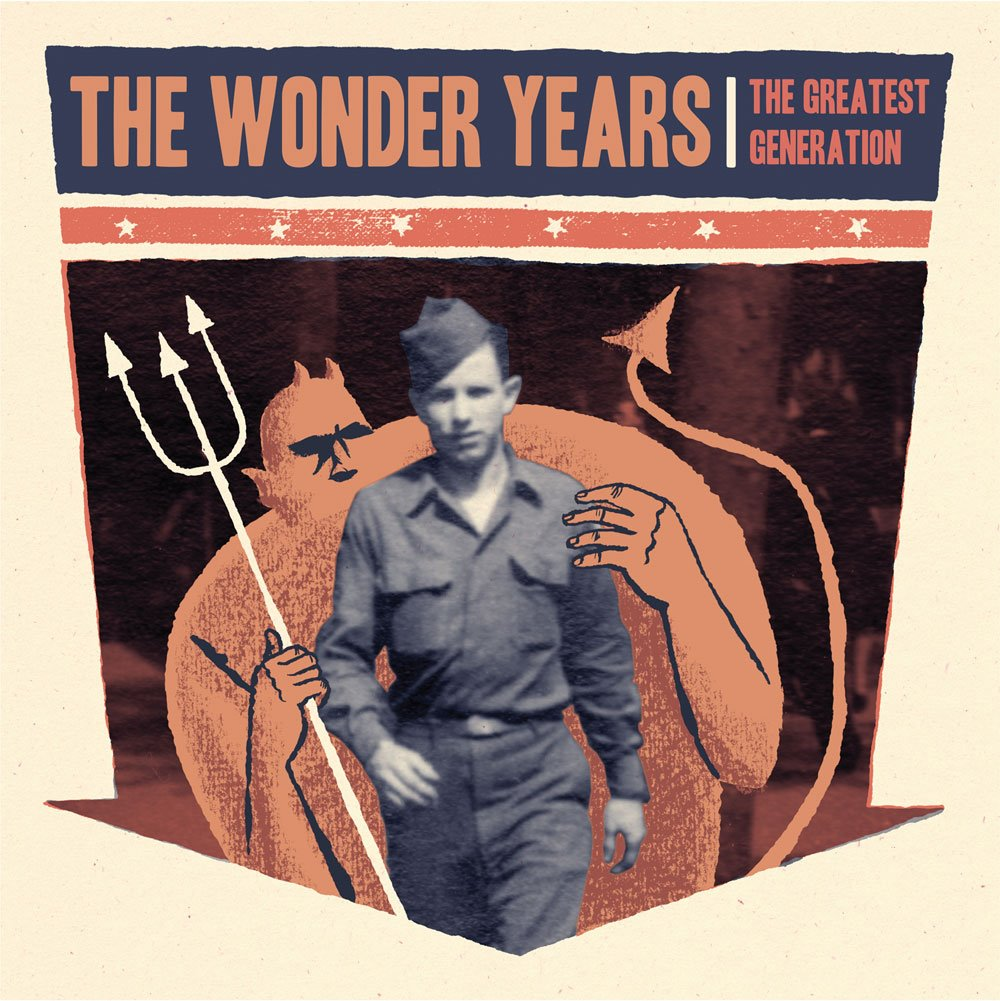 The Wonder Years libera novo disco para audição