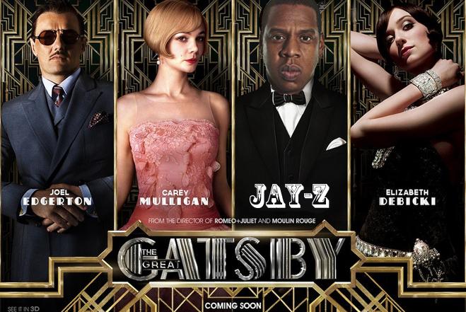 Confira a lista de músicas da trilha de The Great Gatsby