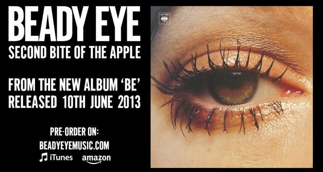 Novas músicas: Beady Eye e Atoms For Peace