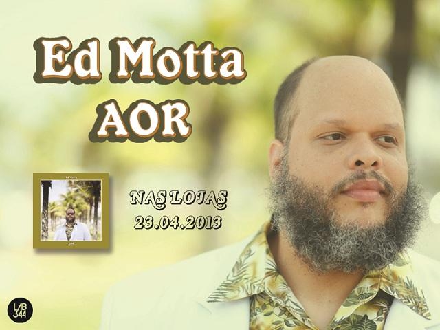 Ed Motta anuncia novo álbum