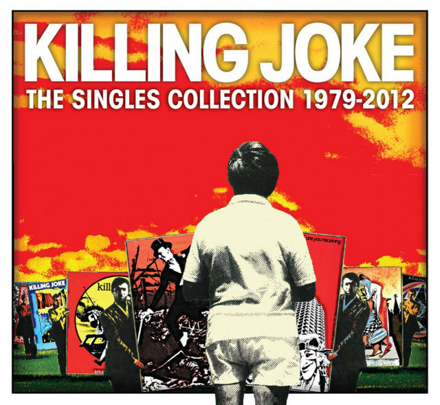 "Killing Joke divulga versão inédita de ""Four Stations Of The Sun"""
